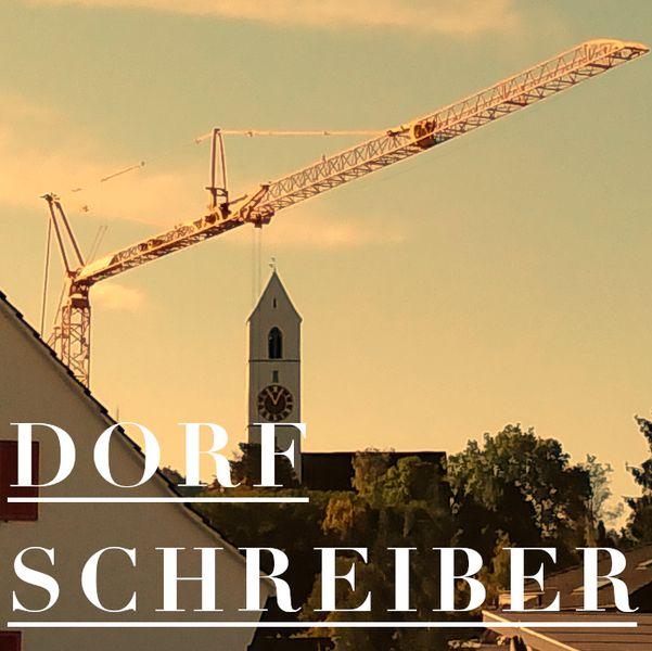 Dorfschreiber_Cover